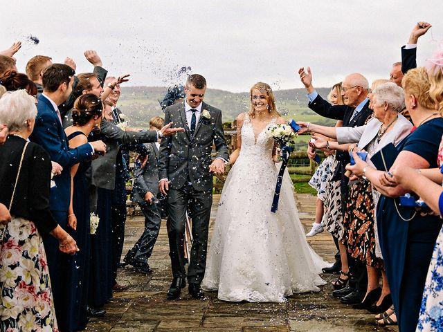 Nicola and Jonny's Wedding in Rushton Spencer, Cheshire 14