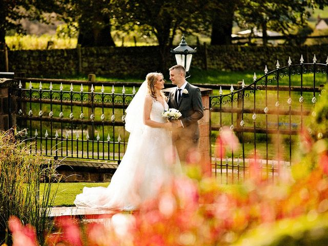 Nicola and Jonny's Wedding in Rushton Spencer, Cheshire 17