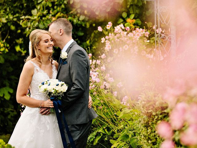 Nicola and Jonny's Wedding in Rushton Spencer, Cheshire 19