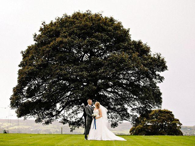 Nicola and Jonny's Wedding in Rushton Spencer, Cheshire 27