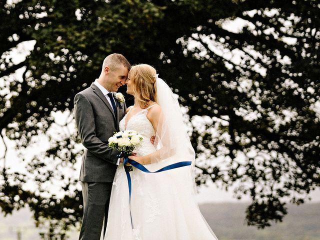 Nicola and Jonny's Wedding in Rushton Spencer, Cheshire 28