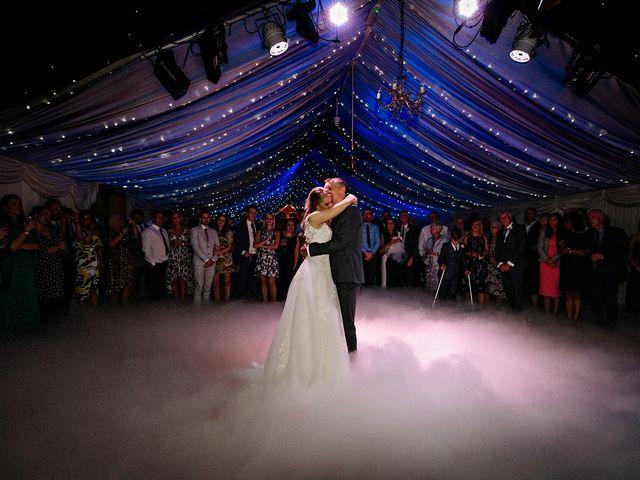 Nicola and Jonny's Wedding in Rushton Spencer, Cheshire 36