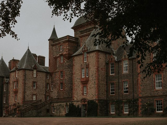 Ilya and Kamilla's Wedding in Scottish Borders, Lothian & Borders 3