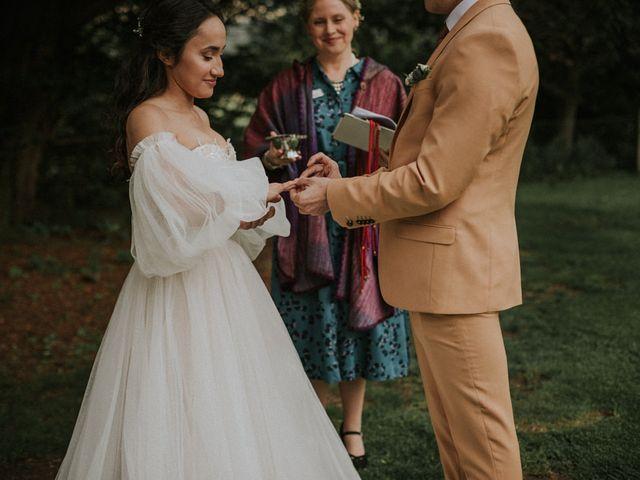 Ilya and Kamilla's Wedding in Scottish Borders, Lothian & Borders 32