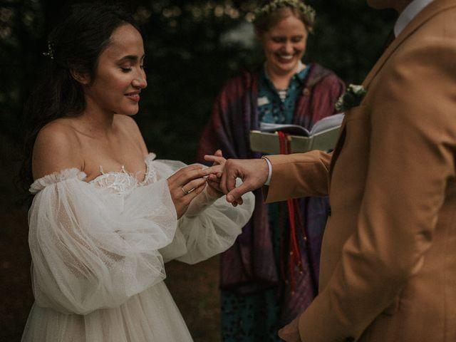Ilya and Kamilla's Wedding in Scottish Borders, Lothian & Borders 33