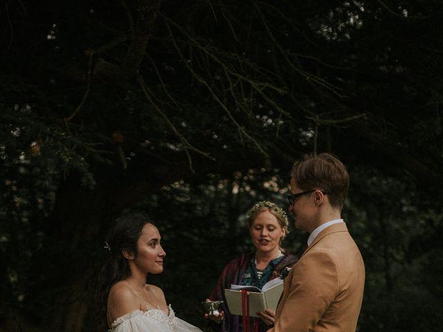 Ilya and Kamilla's Wedding in Scottish Borders, Lothian & Borders 34