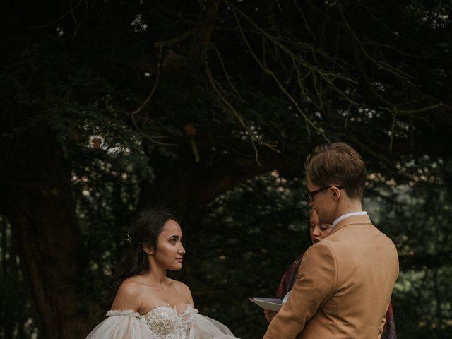 Ilya and Kamilla's Wedding in Scottish Borders, Lothian & Borders 37
