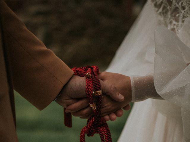 Ilya and Kamilla's Wedding in Scottish Borders, Lothian & Borders 38