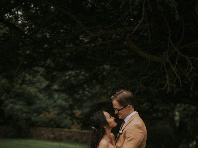 Ilya and Kamilla's Wedding in Scottish Borders, Lothian & Borders 41