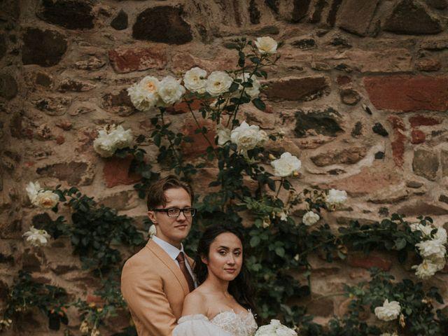 Ilya and Kamilla's Wedding in Scottish Borders, Lothian & Borders 44