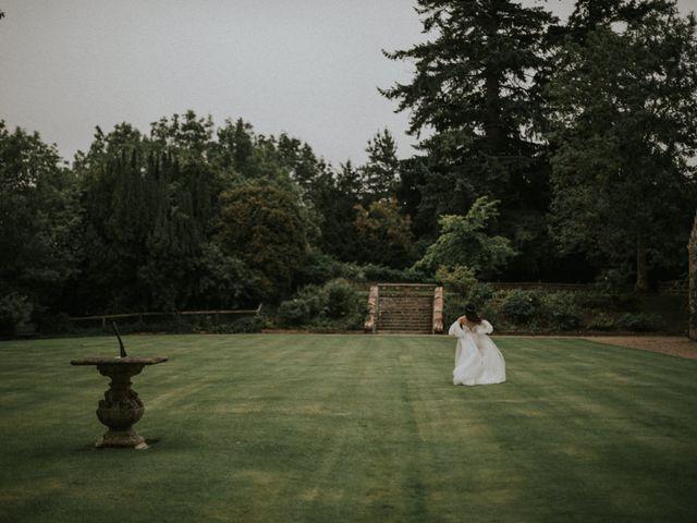 Ilya and Kamilla's Wedding in Scottish Borders, Lothian & Borders 51