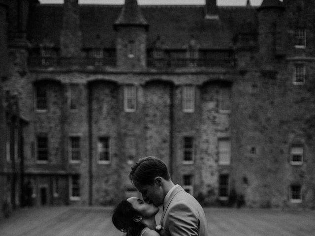 Ilya and Kamilla's Wedding in Scottish Borders, Lothian & Borders 57