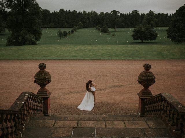 Ilya and Kamilla's Wedding in Scottish Borders, Lothian & Borders 82