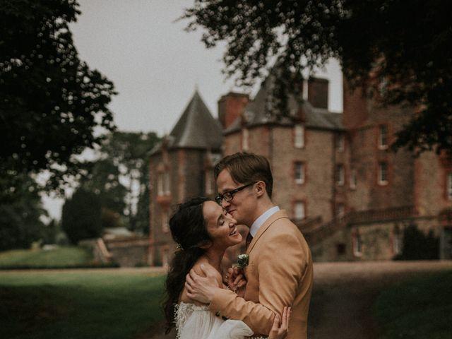 Ilya and Kamilla's Wedding in Scottish Borders, Lothian & Borders 87