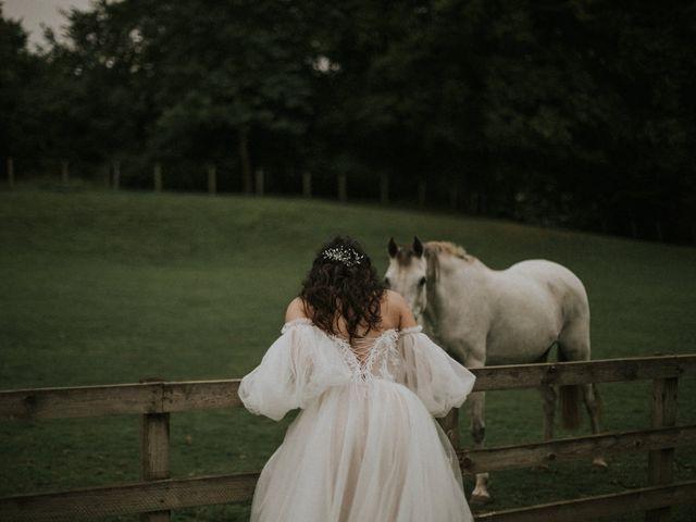 Ilya and Kamilla's Wedding in Scottish Borders, Lothian & Borders 93