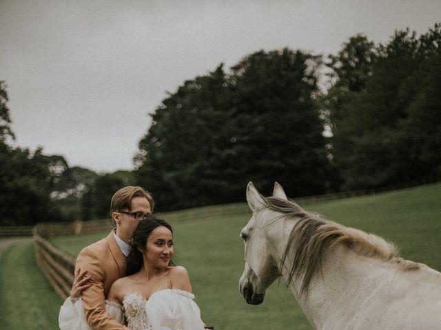 Ilya and Kamilla's Wedding in Scottish Borders, Lothian & Borders 95