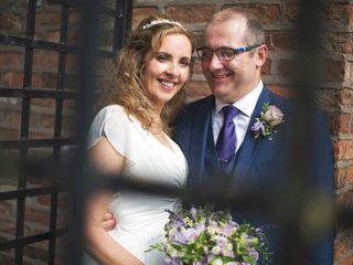 Peter & Judith's wedding