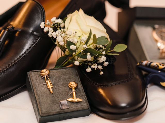 Ben and Rufaro's Wedding in Sedgefield, Durham 3