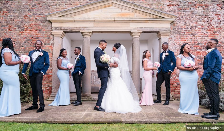 Ben and Rufaro's Wedding in Sedgefield, Durham