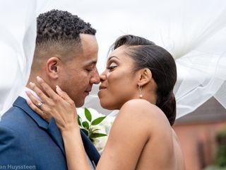 Kira & David's wedding