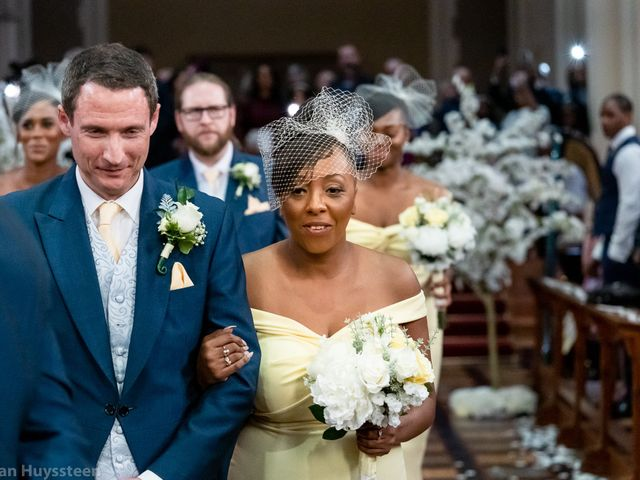 David and Kira's Wedding in Nr Worcester, Worcestershire 13