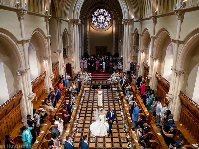 David and Kira's Wedding in Nr Worcester, Worcestershire 15