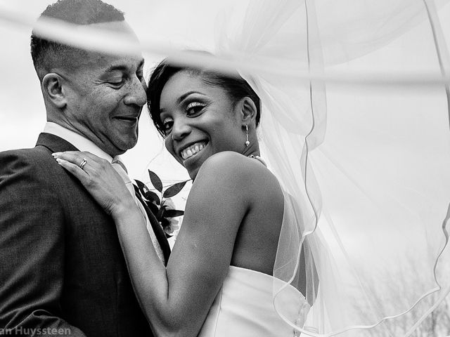 David and Kira's Wedding in Nr Worcester, Worcestershire 31