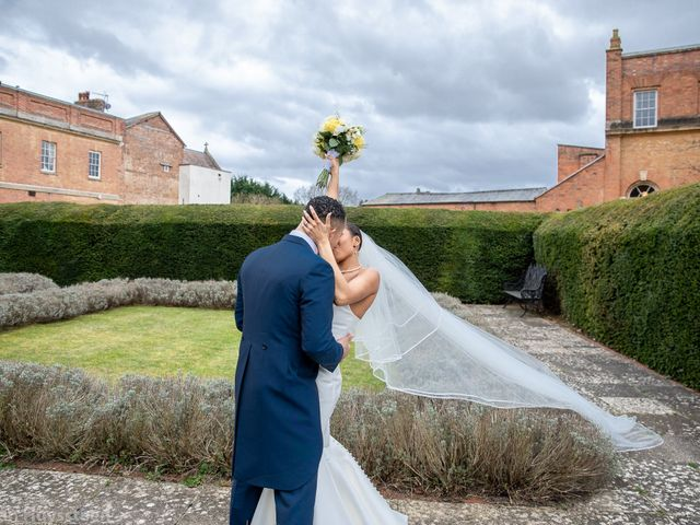 David and Kira's Wedding in Nr Worcester, Worcestershire 32