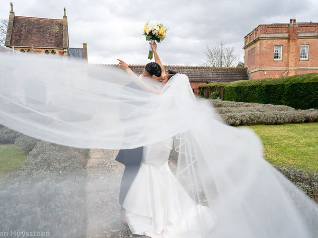 David and Kira's Wedding in Nr Worcester, Worcestershire 33
