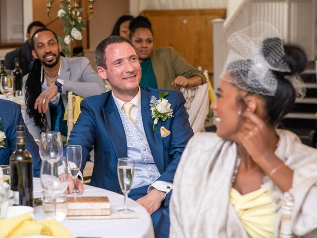 David and Kira's Wedding in Nr Worcester, Worcestershire 45