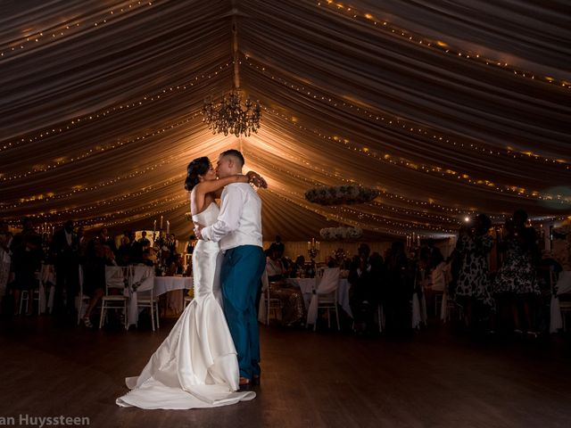 David and Kira's Wedding in Nr Worcester, Worcestershire 2
