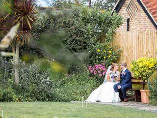 Katie & Tom's wedding