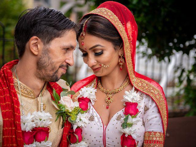 Ravina & Peter's wedding