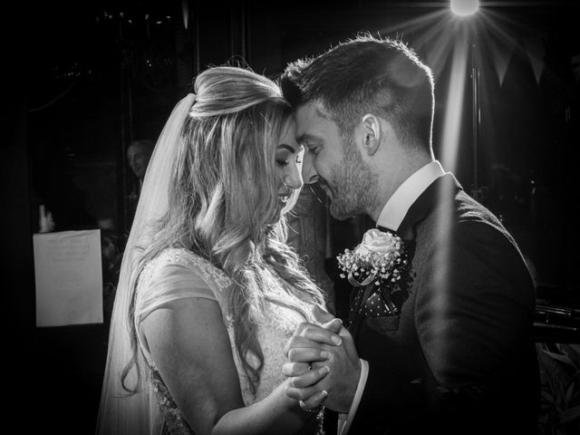 Katie & Stephen's wedding