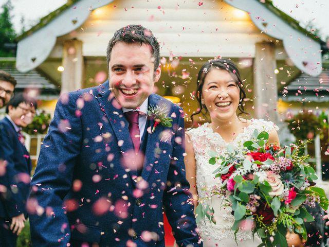 Victoria & Richard's wedding