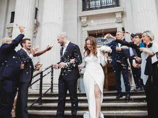 Valeriia & Andrea's wedding