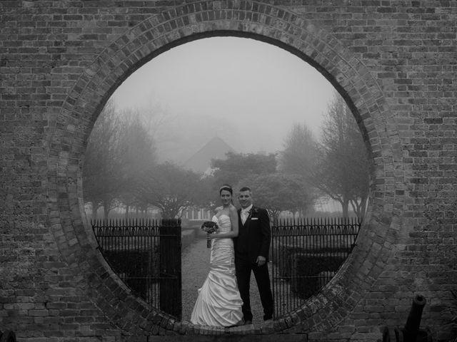 Sarah & Richard's wedding