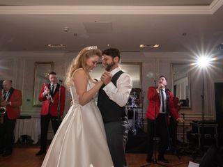 Georgina & Tim's wedding