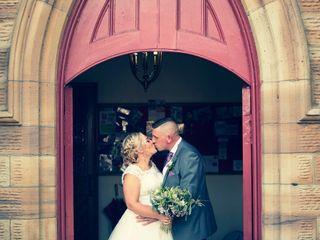 Tom & Kerry's wedding