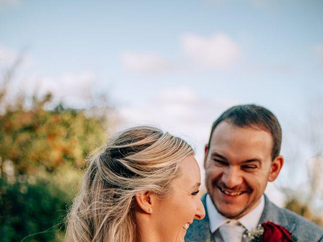 Ruth & Chris's wedding
