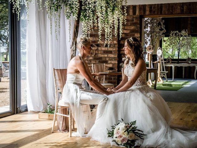 Rachael & Leanne's wedding