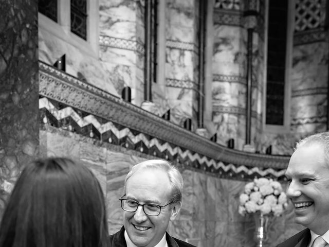 Ross and Emma's Wedding in City of London, East Central London 5