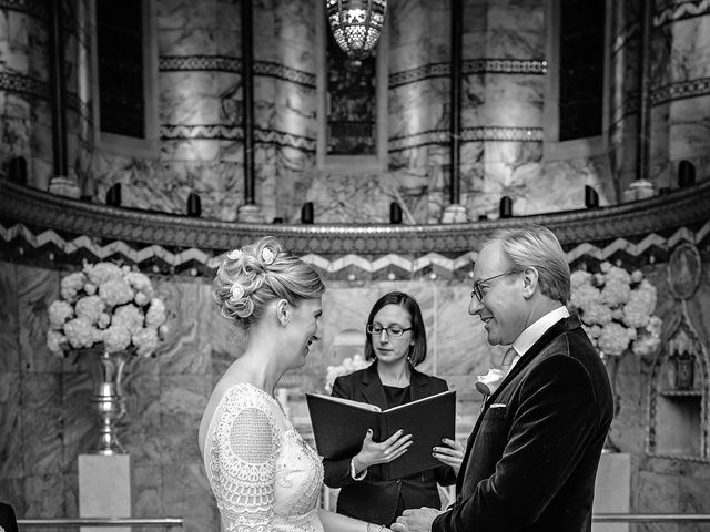 Ross and Emma's Wedding in City of London, East Central London 18