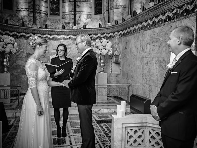 Ross and Emma's Wedding in City of London, East Central London 19