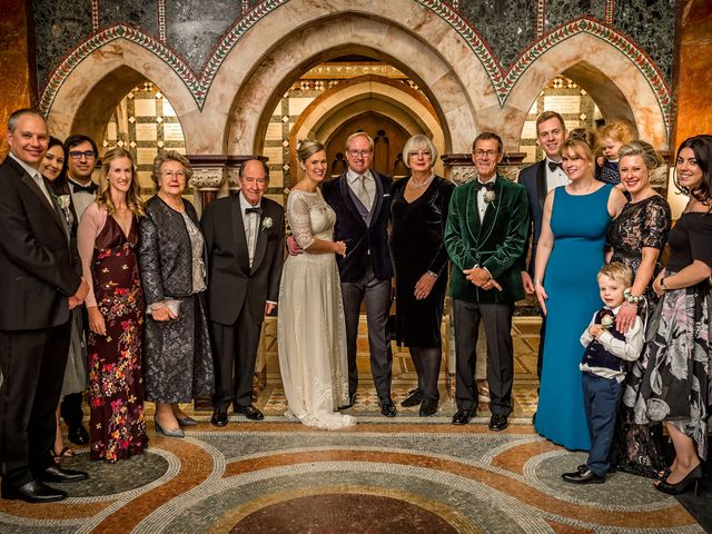 Ross and Emma's Wedding in City of London, East Central London 2