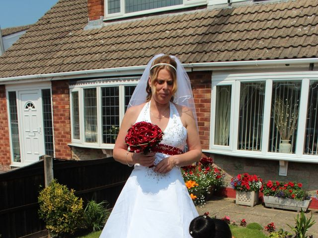 Jason & Claire's wedding