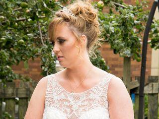 Kayleigh & Michael's wedding 1