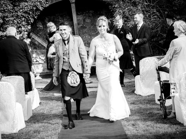 Kayleigh & Michael's wedding