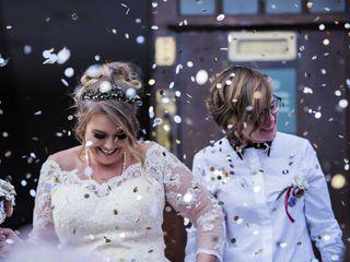 Kate & Henley's wedding