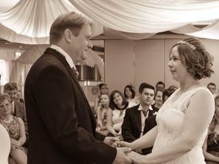 Amanda & Andy's wedding